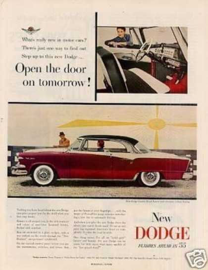 Dodge Royal Lancer Car (1955)