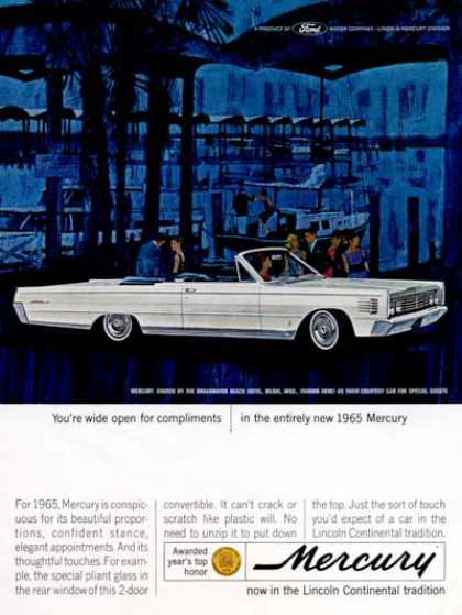 Mercury Convertible (1965)