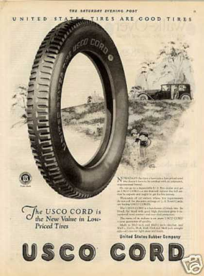 United States Rubber Tire (1925)