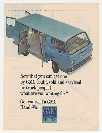 GMC Handi-Van Photo (1964)