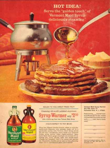 Vermont Maid Syrup (1965)