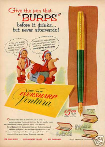 Eversharp Ventura Pen (1953)