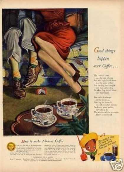 Pan American Coffee (1948)