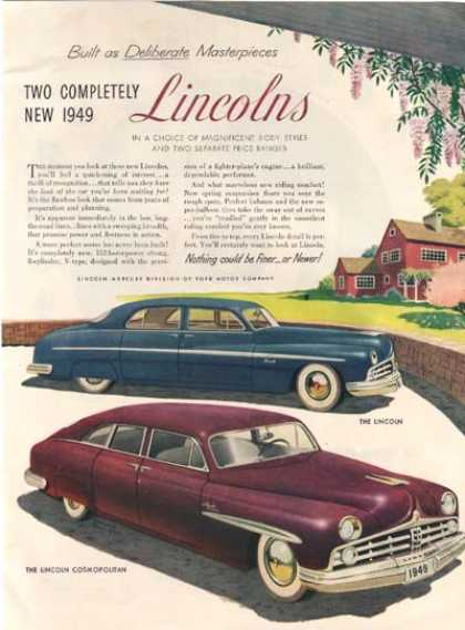 Ford's Lincoln (1948)