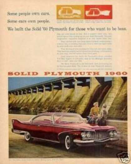 Plymouth Car (1960)
