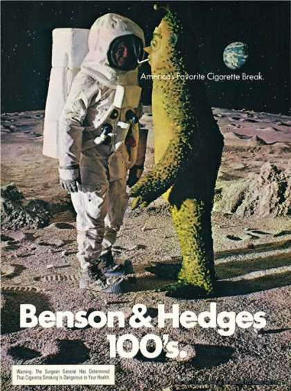 Benson and Hedges (1973)