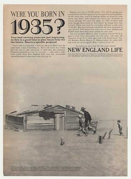 New England Life Insurance '35 SW Dust Bowl (1961)