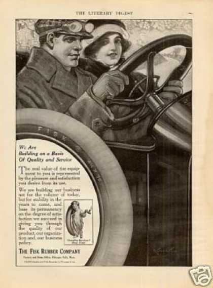 Fisk Tire (1914)