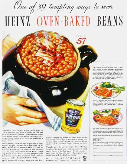 Heinz Oven-Baked Beans