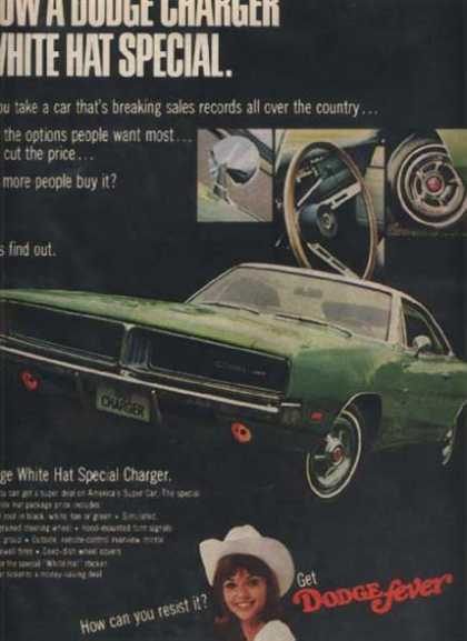 Chrysler's Charger (1969)