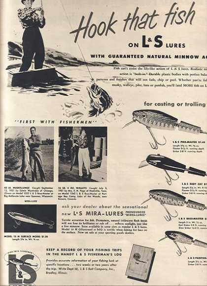L & S's Lures (1952)