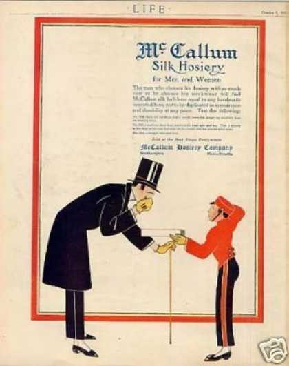 Mccallum Silk Hosiery (1914)