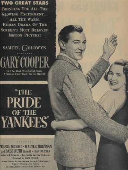 The Pride of the Yankees (1949)