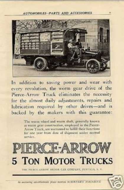 Pierce-arrow Truck (1912)
