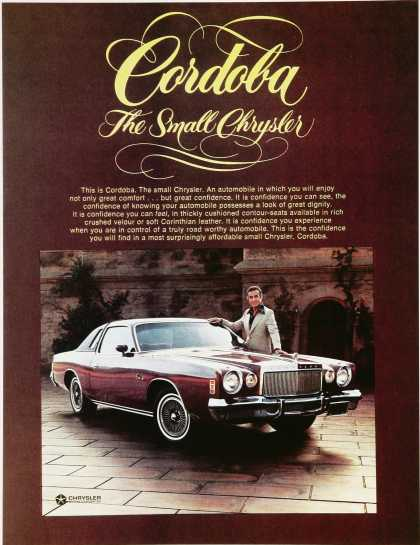 Cordoba: The Small Chrysler