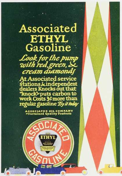Associated Ethyl Gasoline