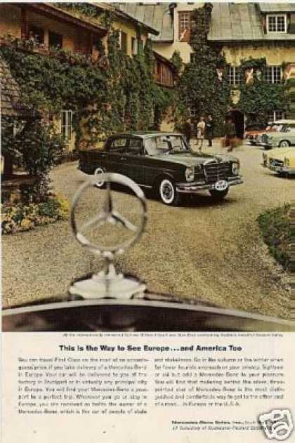 Mercedes-benz Car (1962)