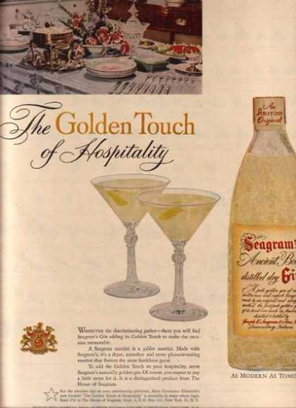 Seagram's golden (1953)
