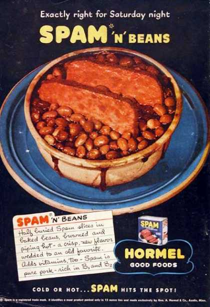 Spam & Beans (1945)