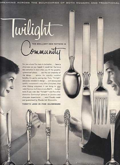 Community's Twilight (1955)