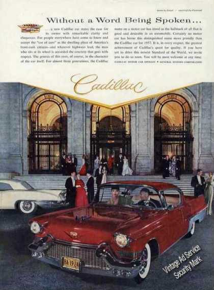Cadillac Fleetwood at Pan American Union (1957)