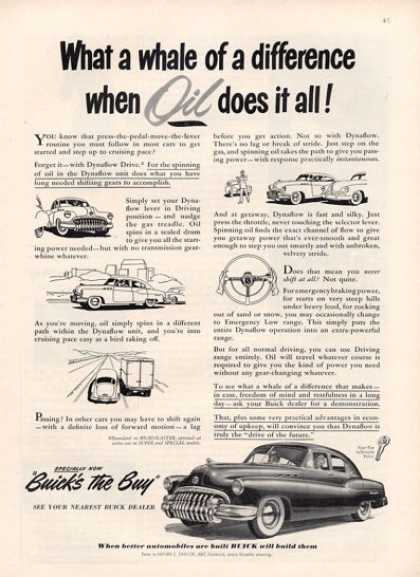Buick Whale of a Difference (1949)