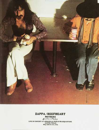 Frank Zappa, Captain Beefheart and the Mothers of Invention