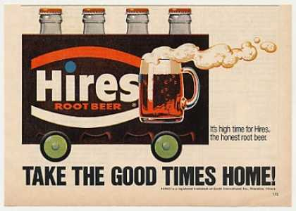 Hires Root Beer Take the Good Times Home (1975)
