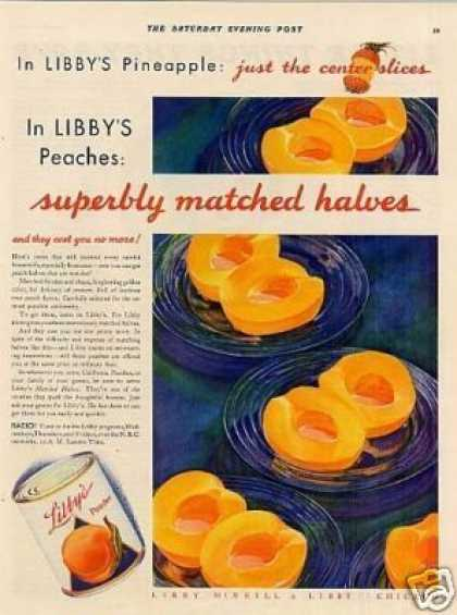 Libby's Peaches (1931)