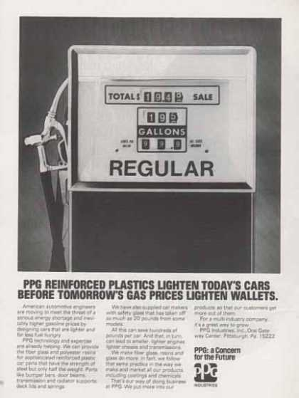 PPG Industries – Energy Shortage Concern (1977)