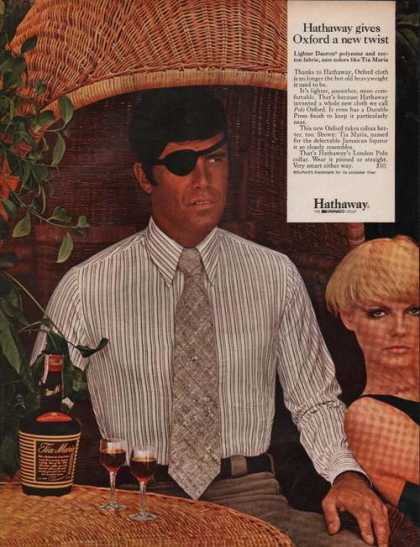 Hathaway Oxford Cloth (1969)