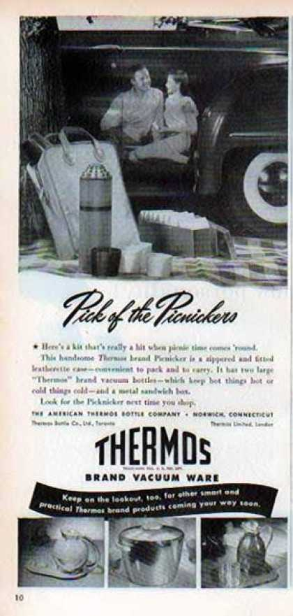 Thermos Bottle Company – Pick of the Picnickers (1948)