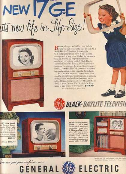 General Electric's Black-Daylight (1951)