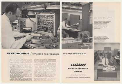 Lockheed Mini TV Camera ACRE Computer System 2P (1959)