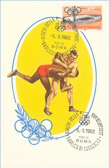 Olympic Wresting (1960)