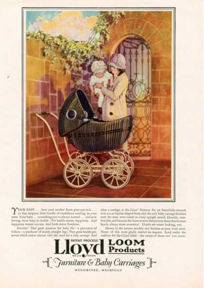 Lloyd Loom, USA (1927)