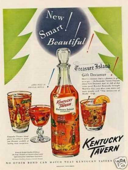 Kentucky Tavern Whiskey (1951)