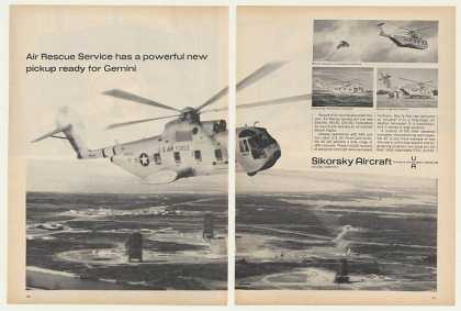 '64 USAF Air Rescue ARS Sikorsky HH-3C Helicopter 2P (1964)