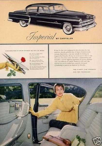 Chrysler Imperial Car (1958)
