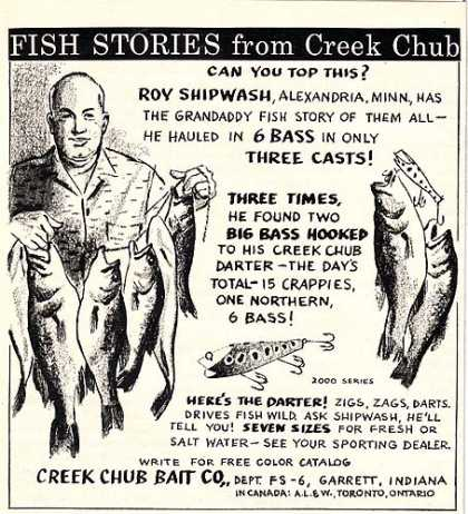 Creek Chub (1962)