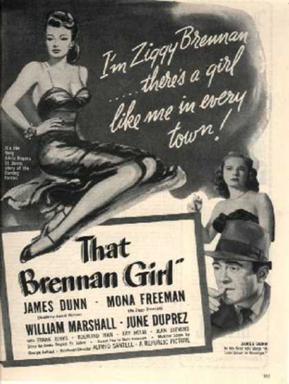 That Brennan Girl (1947)