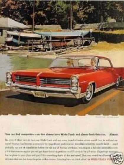 Pontiac Bonneville Car (1964)