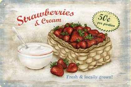 Strawberries & Creams