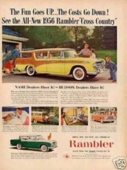 Rambler Cross Country Car (1956)
