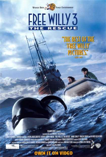 Free Willy 3 (1997)