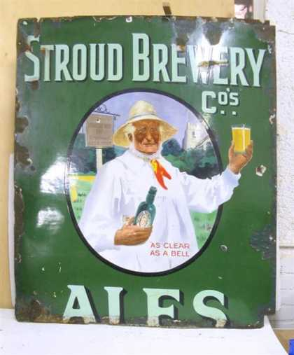 Stroud Brewery Sign – Large