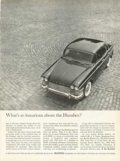Rootes Humber (1962)