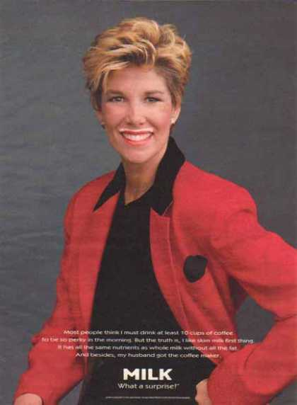 Joan Lunden – Got Milk? (1995)