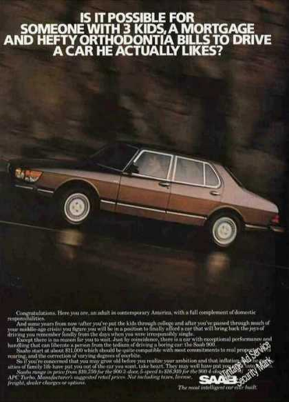 "Saab ""The Most Intelligent Car Ever Built"" (1983)"