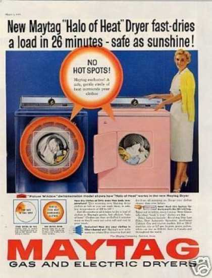 Maytag Dryer (1958)